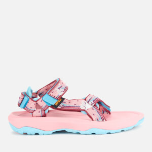 Teva Kids' Hurricane Xlt2 Sandals - Unicorn Geranium Pink