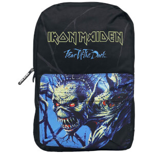 Rocksax Iron Maiden Fear Pocket Rucksack