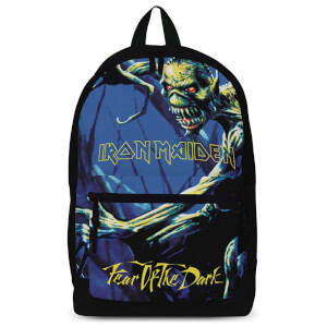Rocksax Iron Maiden Fear the Dark Rucksack