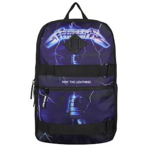 Rocksax Metallica Ride the Lightning Skate Bag