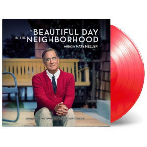 Music On Vinyl - A Beautiful Day In The Neighborhood (Soundtrack) Colour LP