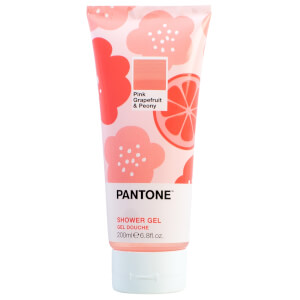 Bubble T X Pantone Pink Grapefruit & Peony Shower Gel 200ml