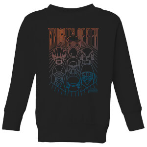 Star Wars Knights Of Ren Kids' Sweatshirt - Black