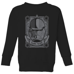 Star Wars Darkside Trooper Kids' Sweatshirt - Black