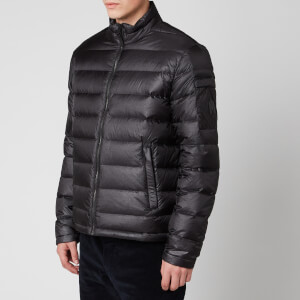 Mackage Men's James Ripstop Puffer Jacket - Black