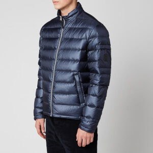 Mackage Men's James Ripstop Puffer Jacket - Navy