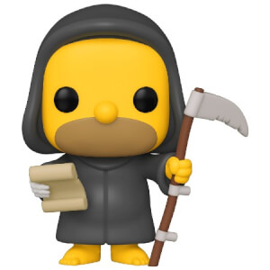 Simpsons Reaper Homer Pop! Vinyl Figure
