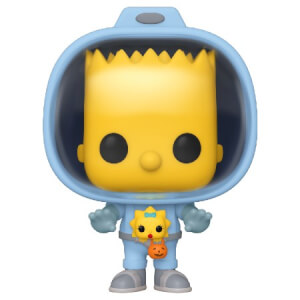 Simpsons Bart with Chestburster Maggie Funko Pop! Vinyl