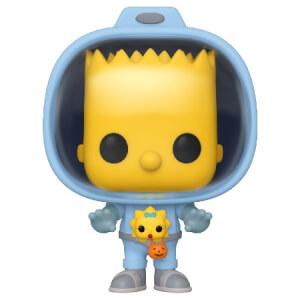 Figura Funko Pop! - Bart Astronauta - Los Simpson