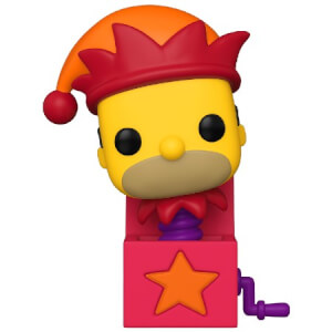 Simpsons Homer Jack-In-The-Box Funko Pop! Vinyl