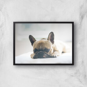 Sleepy Head Giclee Art Print