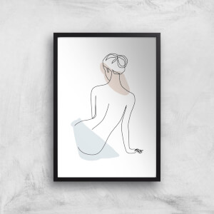 Taking A Minute Giclee Art Print