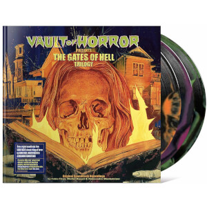 Vault Of Horror Presents: The Gates Of Hell Trilogy (Coloured Vinyl)