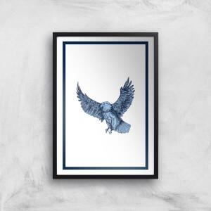 Eagle Giclee Art Print