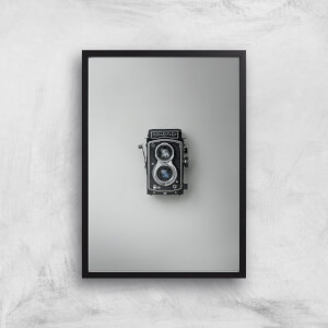 Old Camera Giclee Art Print