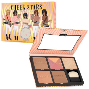benefit Cheek Stars Reunion Tour Palette (Worth £135.00)