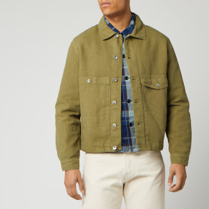 YMC Men's Pinkley Jacket - Olive
