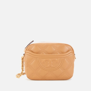 Tory Burch Women's Fleming Soft Camera Bag - Tiramisu