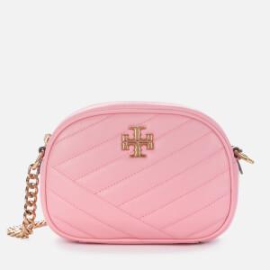 Tory Burch Women's Kira Chevron Small Camera Bag - Pink City