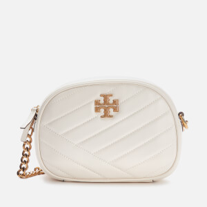 Tory Burch Women's Kira Chevron Small Camera Bag - New Ivory