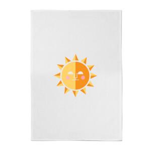 The Sun Cotton Tea Towel