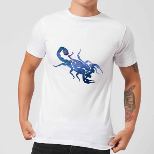Scorpio Men's T-Shirt - White