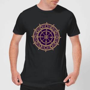 Wheel Of Fortune Men's T-Shirt - Black
