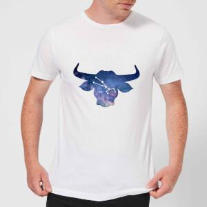 Taurus Men's T-Shirt - White