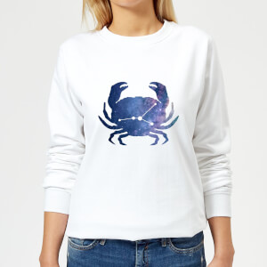 Cancer Women's Sweatshirt - White