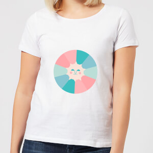 Colours Of The Day Women's T-Shirt - White