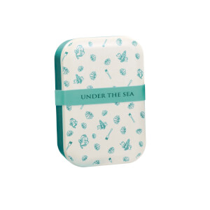 Funko Homeware Disney Colour Block Under The Sea Bamboo Lunch Box