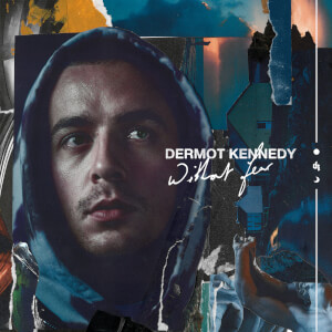 Dermot Kennedy - Without Fear - Marbled White Vinyl LP