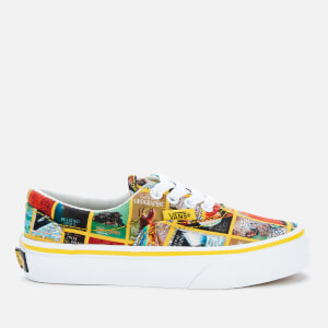 Vans X National Geographic Kids' Era Trainers - Multi Covers/True