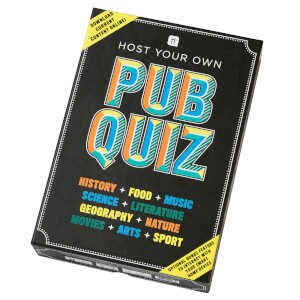 Host Your Own Game - Pub Quiz