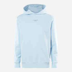 Drôle de Monsieur Men's Classic Nfpm Hoodie - Light Blue