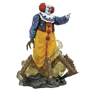 Diamond Select It 1990 Gallery Pennywise PVC Statue