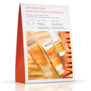 Murad Start Bright Here (Worth £57.83)