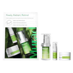 Murad Ready. Radiant. Retinol (Worth £82.00)