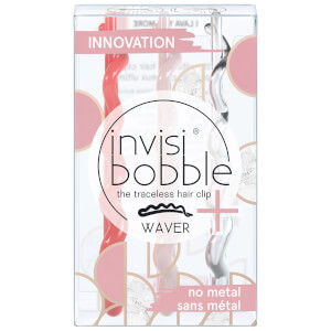 invisibobble Marblelous Waver Plus I Lava You More Hair Clip (3 Pack)