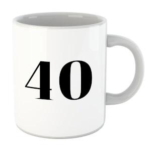 40 Mug