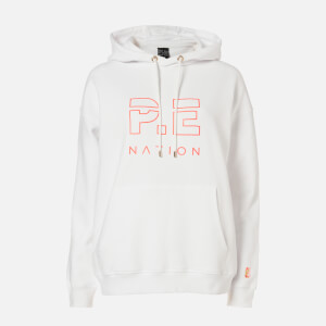 P.E Nation Women's Rebuild Hoodie - White