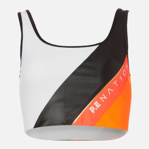 P.E Nation Women's Rebuild Sports Bra - White