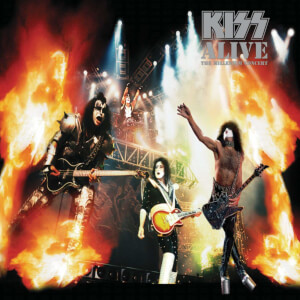 KISS - Alive: The Millenium Concert 2LP