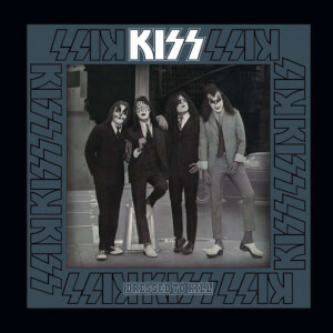 KISS - Dressed To Kill LP