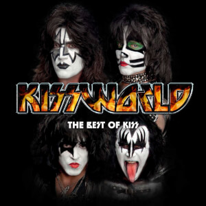 KISS - Kissworld - The Best Of Kiss LP