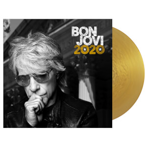 Bon Jovi - 2020 Gold LP