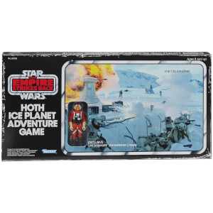 Hasbro Star Wars The Empire Strikes Back Hoth Ice Planet Adventure Game