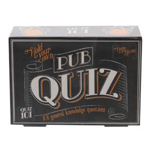 Quiz 101 - Pub Trivia