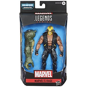 Hasbro Marvel Legends Series Gamerverse Marvel's Rage Action Figure
