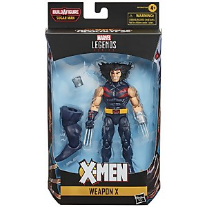Hasbro Marvel Legends 6-inch Weapon X X-Men: Age of Apocalypse Figure
